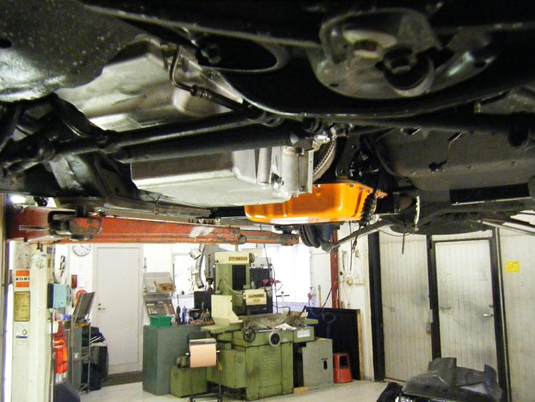 GM LS1 - LS6 and Chrysler LS conversions